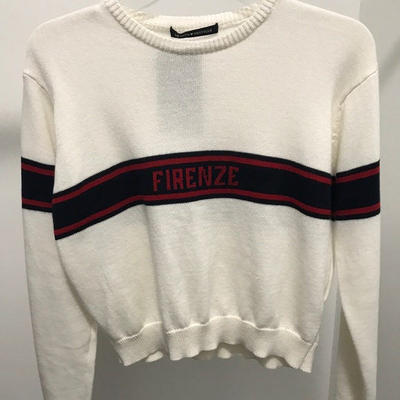 "e3ba817da36 Brandy Melville ""Firenze"" Sweater - RARE NWT"